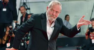 Terry Gilliam: the director said  David Attenborough is the only public figure he trusts. Photograph: Ettore Ferrari/EPA