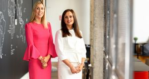 "Orlaith Ryan and Sharon Cunningham, founders of Shorla Pharma. ""We're very familiar with the oncology world and have worked very closely with clinicians all over the world to identify where the biggest needs are,"" says Ryan"