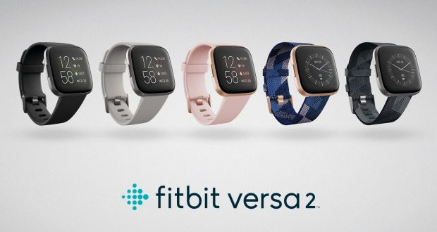 Fitbit Versa 2: New, improved model with added Alexa