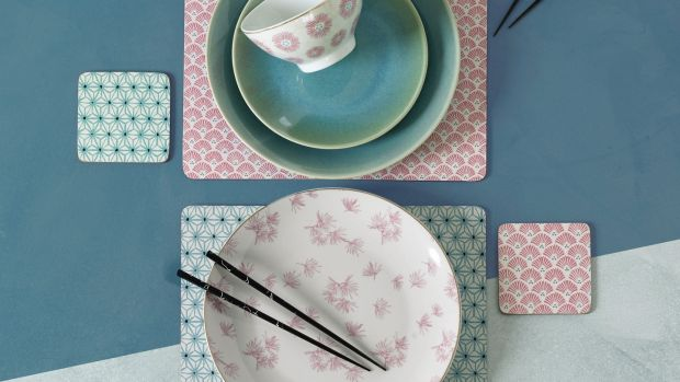 Tableware, with sets from about €36, Next.
