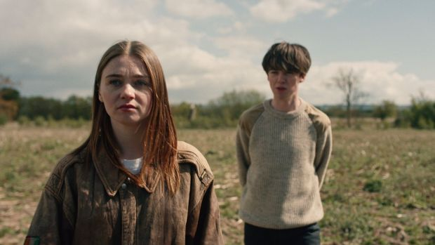 The End of the F**king World. Photograph: Netflix