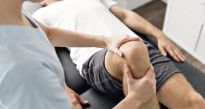 The Irish Society of Chartered Physiotherapists says the wait time for public patients has lengthened from one to two months, to more than six months. Photograph: iStock