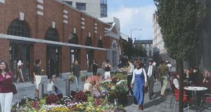 Temple Bar hotelier and publican Martin Keane is submitting a fresh application to develop the old Iveagh Markets, with food  hall, craft workshops, hotel, restaurants, distillery and brewery