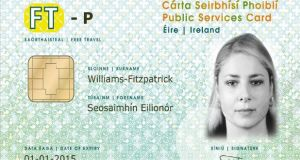 The Public Services Card: The Department of Social Protection said it might be necessary and appropriate for the matter to be referred to the courts for a definitive decision.