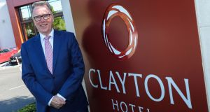Pat McCann is the chief executive of Dalata, the State's largest hotel group. Photograph: Maxwell Photography