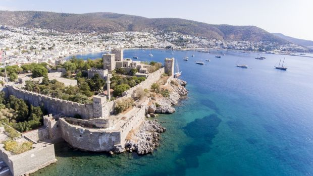 Bodrum is a lively and cosmopolitan city.