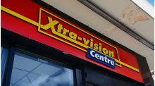 The Xtra-Vision store on the corner of Baggot Street and Waterloo Road in Dublin: Try to explain to a child of the 21st century what a video library was and watch confusion cloud their faces. Photograph: Bryan O'Brien