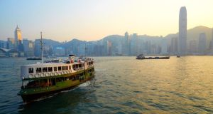 Hong Kong: Star Ferries to Kowloon give passengers uninterrupted views over Victoria Harbour. Photograph: iStock
