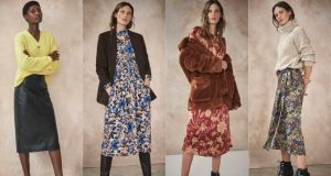 """We are going for style rather than trends"": the M&S autumn/winter collection"