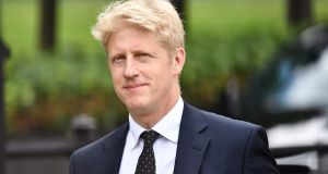 Jo Johnson, pictured in June quits as Tory MP and minister saying he is 'torn between family and national interest'. Photograph: Ben Stansall/AFP