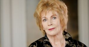Edna O'Brien:  has just published Girl, a book she set out to write four years ago,  when she was 84. Photograph: Alan Betson / The Irish Times