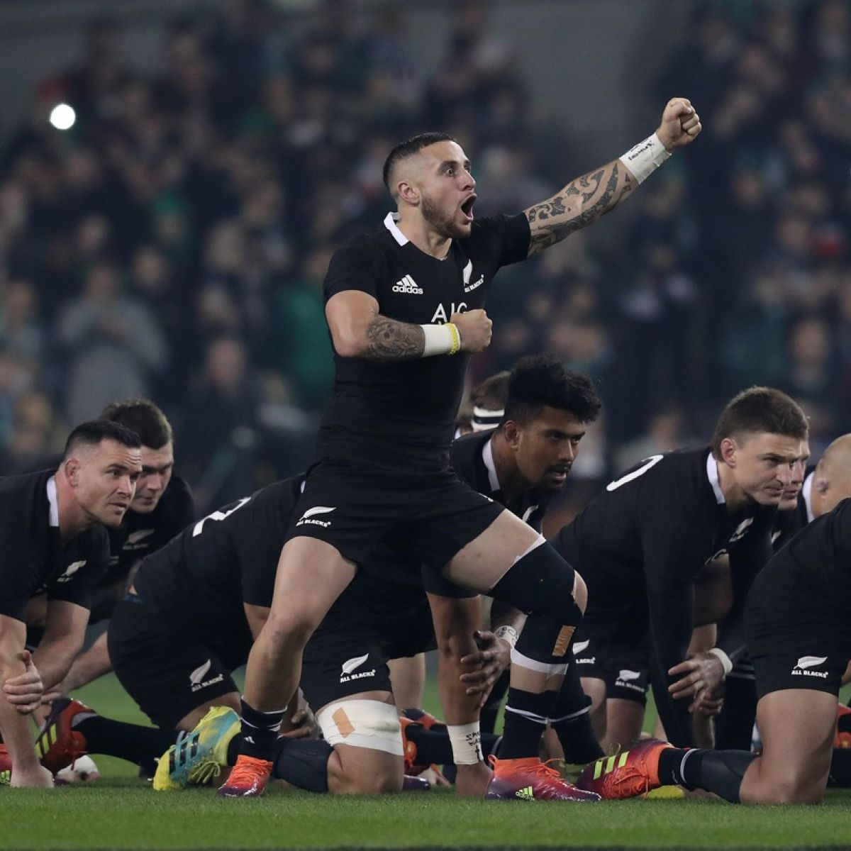 All Blacks Keep New Zealand Pulsing On The Map Of World