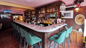 Le Perroquet: a slice of France on Dublin's Leeston Street