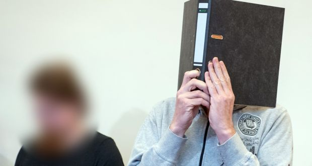 Two men jailed in Germany for decades of child abuse