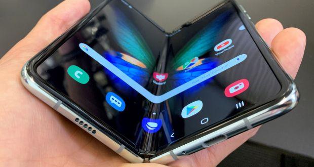 سعر ومواصفات جوال سامسونج زد فولد 2 Samsung Galaxy Z Fold2 5G