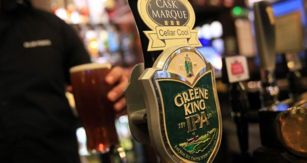 Greene King sales improve ahead of proposed takeover