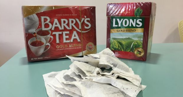 Is this the final Brexit straw? Lyons Tea may disappear with