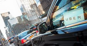 With ride-hailing companies such as Uber and Lyft investing in autonomous vehicle technology, the obvious conclusion is that they're seeking to take human drivers out of the equation. Photograph: iStock