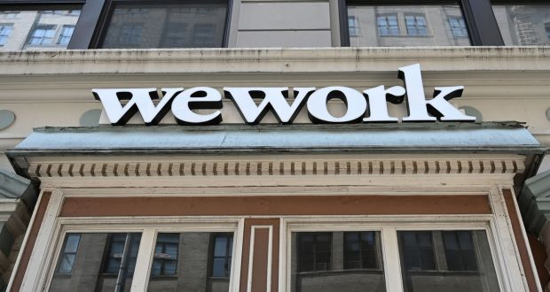 WeWork is considering slashing the valuation it will seek in IPO