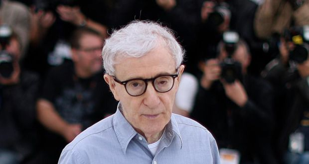 Woody Allen: 'I've done everything the MeToo movement would love to achieve.' Photograph: Valery Hache/Getty