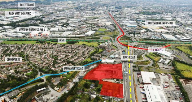 €9m Naas Road site offers significant scope for residential