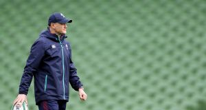 "Joe Schmidt:  ""I think the great days have been the ones where the players have done something a little bit special, and you've seen players grow."""