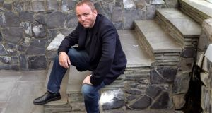 "Dennis Lehane: ""The crime novel is where the social novel went. If you want to write about the underbelly of America, if you want to write about the second America that nobody wants to look at, you turn to the crime novel."" Photograph : Matt Kavanagh"