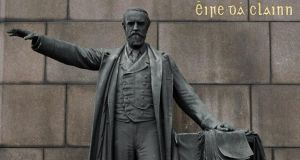 Under Charles Stewart Parnell's leadership, the Irish Party adopted obstructionist tactics that brought the work of the Commons to a standstill for days on end. Photograph: Dara Mac Dónaill