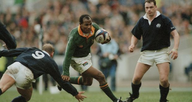 South African World Cup hero Chester Williams dies