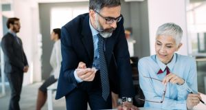 Older workers may be more expensive, but experts say they outperform younger ones on almost every measure of job performance. Photograph: iStock