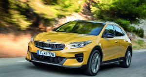 The new Kia XCeed: According to a survey referenced by Kia, crossover buyers rate exterior design above all other attributes at a whopping 64 per cent.