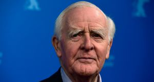 No punches pulled: John le Carré. Photograph: John MacDougall/AFP/Getty Images