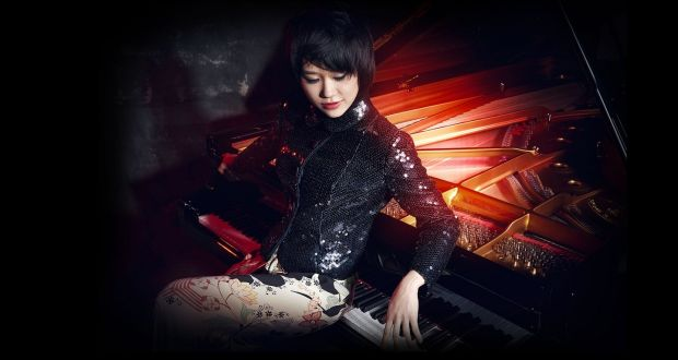 Chinese pianist Yuja Wang made her Dublin debut last week in Rachmaninov's Third Piano Concerto, playing it with what you might call super-high resolution
