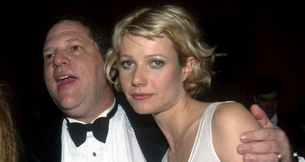 #MeToo revelations: Harvey Weinstein and Gwyneth Paltrow at the Beverly Hilton, in Beverly Hills, in 1998. Photograph: Patrick McMullan via Getty