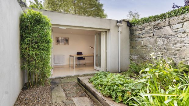 The Coach House, 31 Terenure Road East, Rathgar, Dublin 6: extends to 114sq m with garden studio