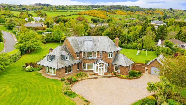 Brilliant Go Large With A French Twist On Two Acres In Rathmichael For Beutiful Home Inspiration Ponolprimenicaraguapropertycom