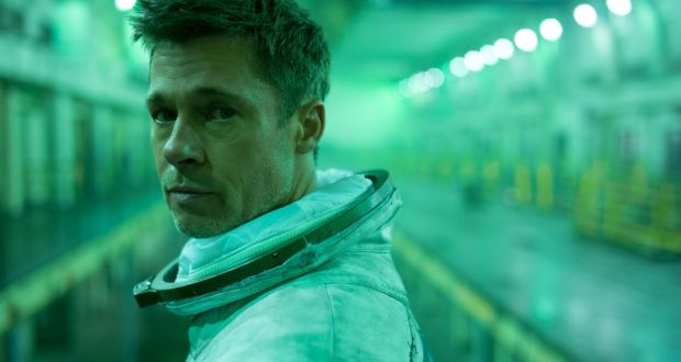 Ad Astra marks director James Gray's second collaboration with Brad Pitt