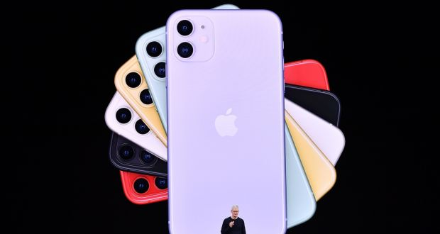 Apple hits price ceiling with iPhone and doubles down on
