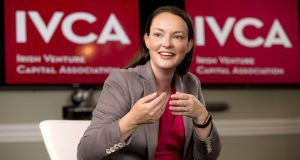 IVCA director-general Sarah-Jane Larkin said seed funding to early-stage companies more than doubled to €38 million in the first six months of the year.