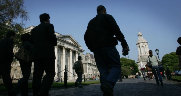 TCD's falling rankings: 'It does not give me confidence in
