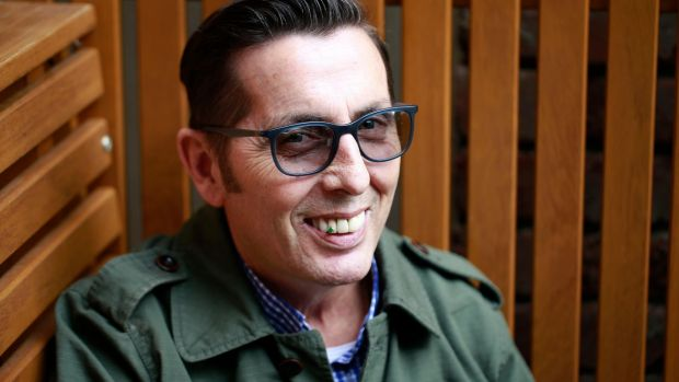 Christy Dignam: 'I've mixed with drug dealers, scumbags, and they had more honour than some of the people I've mixed with in the music business.' Photograph: Nick Bradshaw for The Irish Times