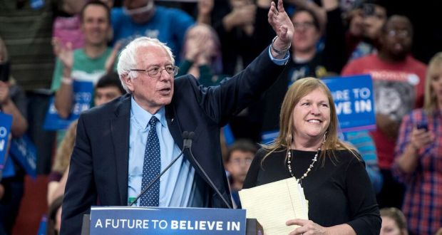 The i.ny line-up includes a 2020 US election-themed event with Dr Jane O'Meara Sanders, advisor to - and wife of - US Senator Bernie Sanders