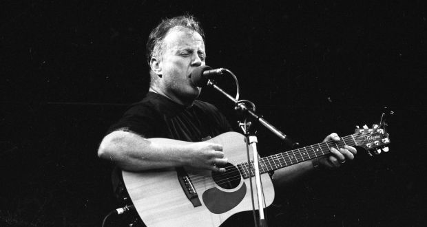 Donegal Connect's lineup includes legendary folk singer, songwriter and guitarist Christy Moore / Photograph: INM/Getty