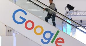 Google challenged Hungary's controversial advertising revenue tax. Photograph: Getty