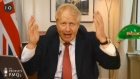 Johnson insists he will not accept Northern Ireland-only backstop
