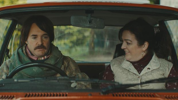 New this week: Will Forte and Maeve Higgins in Extra Ordinary