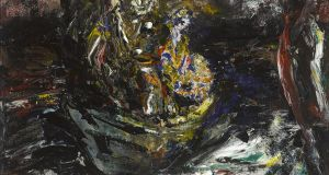 Hope by Jack B Yeats €100,000-150,000 Whyte's
