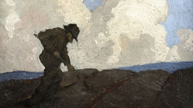 Potato Diggers by Paul Henry €70,000-100,000 Adam's