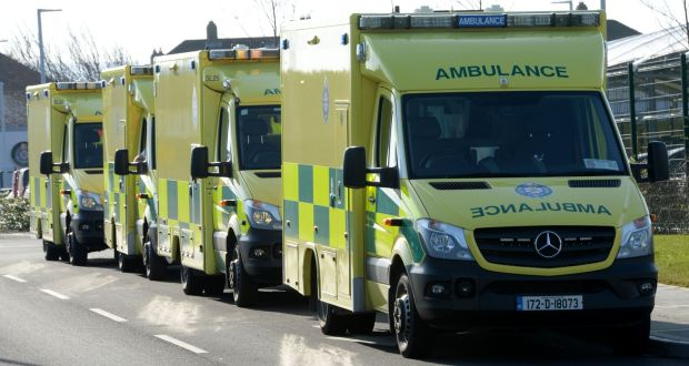 Ambulances take 'five to eight minutes' to travel to Dublin