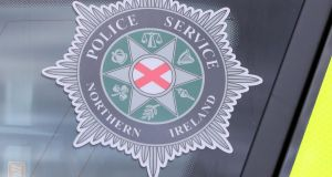The bomb was found under a PSNI officer's car parked near the service's headquarters in Belfast